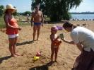 Конкурс фигур из песка